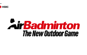 Air badminton